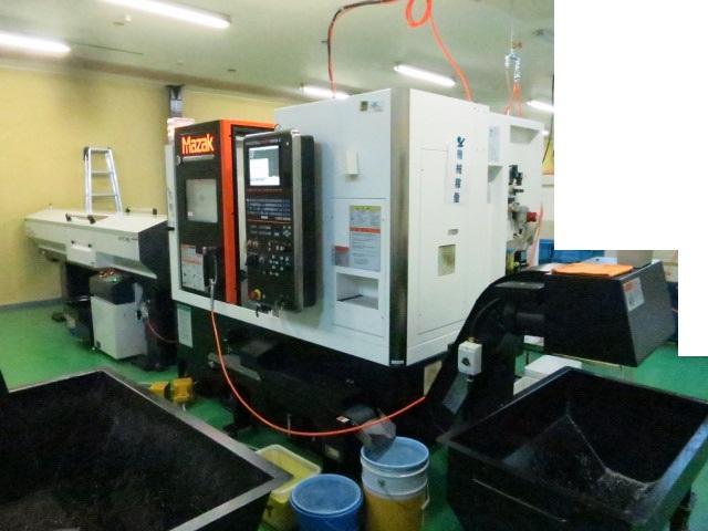 Mazak Turning Mill machine QTN-100ⅡMSY 2016