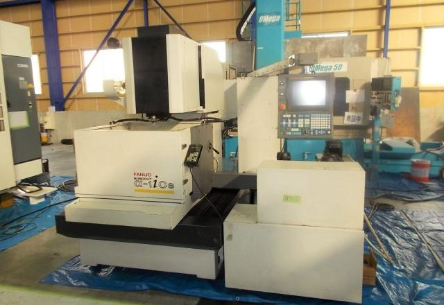 Fanuc Wire-cut machine α-1iCe 2005