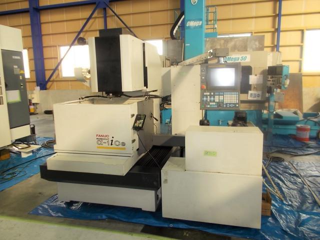 Fanuc Wire-cut machine α-1iCe 2005