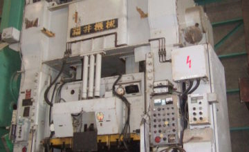 Fukui 200T gate type press MDC-200 1972