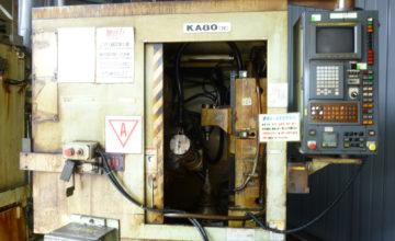 Kashifuji CNC Hobbing Machine KA-80 1998