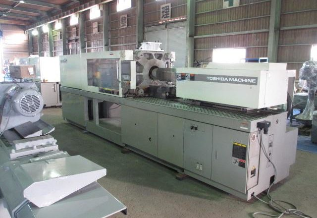 Toshiba 220T injection molding machine IS 220 GN-10 A 2004