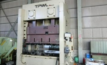 Amada 250T Electric C type press TPWL-250 2007