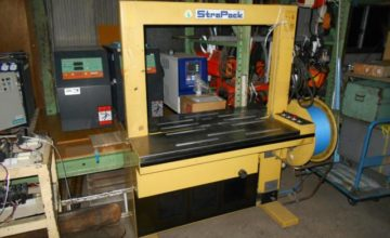 Strapack packing machine SS-80