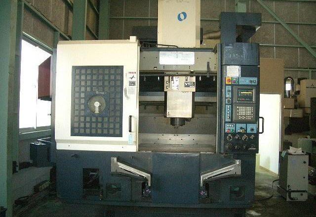 MAKINO VMC(BT40) V55 1996