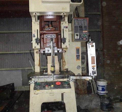 Amada 35T press TP-35 1995
