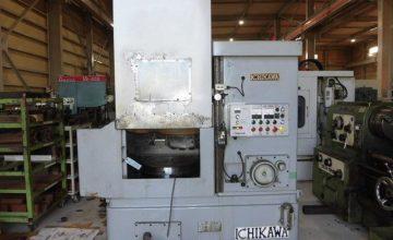Ichikawa Rotary Grinding Machine ICB-603 1978