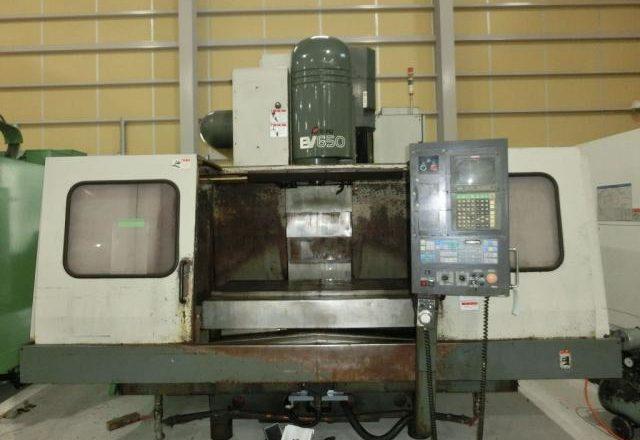 Enshu VMC(BT50) EV650 1996