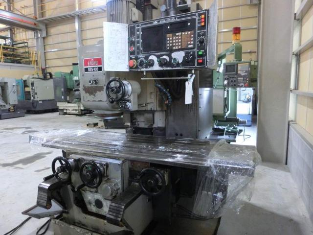ENSHU CNC vertical milling machine SBV-400 1989