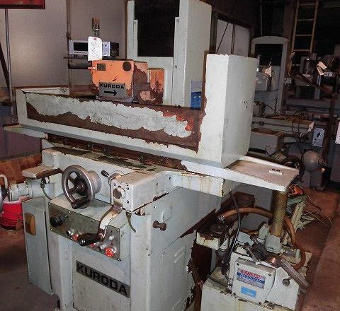 Kuroda Seiko forming Grinding Machine GS-BMH 1985