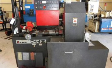 Amada Circular saw cutting machine CM-400 1994