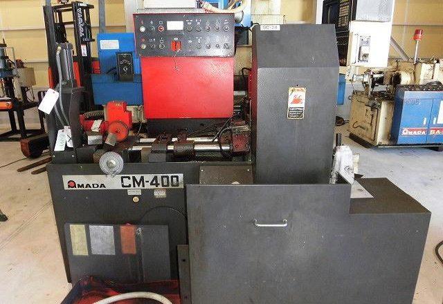 Amada Circular saw cutting machine CM-400 1994