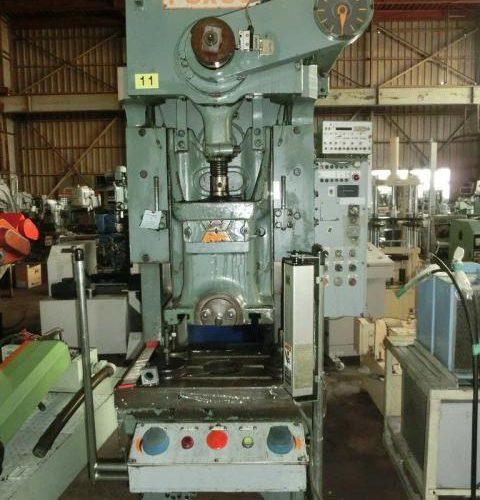 Washino 35T press PUX-35 1979