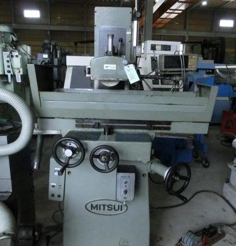 Mitsui forming Grinding Machine MSG-200M 1984