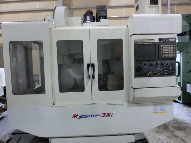 Kitamura VMC(BT40) Mycenter-3Xi 2002