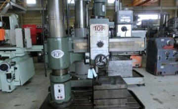 Toa 1000mm Radial drilling machine TRD-1000F 1977