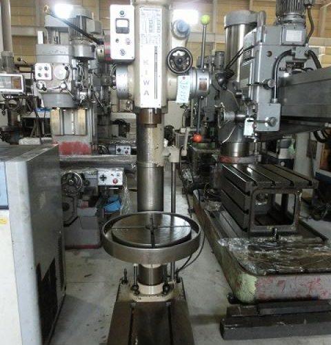 Kiwa 550mm upright drilling machine KUD-550-F