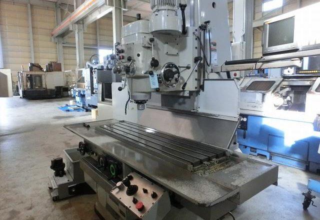 YAMAZAKI NC vertical milling machine YZ-8WR 2008