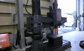Ogawa 1500mm Radial drilling machine DRD-1500