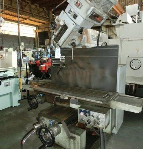 Spring Ram Type Vertical milling machine V-2H 1983
