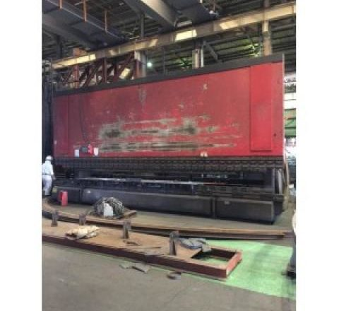 Amada 8.0M Hydraulic Press Brake FBD-8008 1991