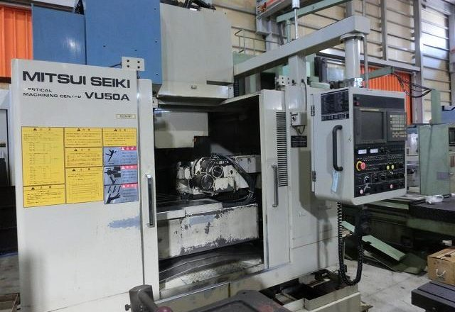 Mitsuiseiki VMC(BT40) VU50A 2000