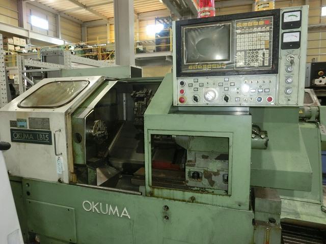 Okuma LB15
