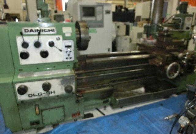 Dainichi Metal Industry lathe DLG-SH 1991