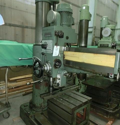 Toa 800mm Radial drilling machine TRD-800C 1989