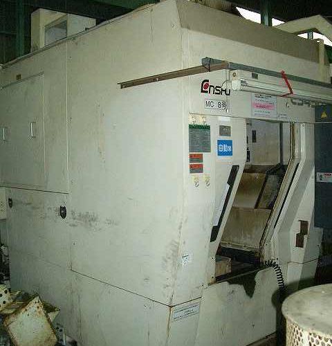 ENSHU VMC(BT40) ES-450 2001