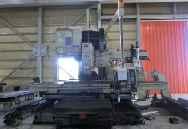 OKK VMC(BT50) MHA-1000 1994