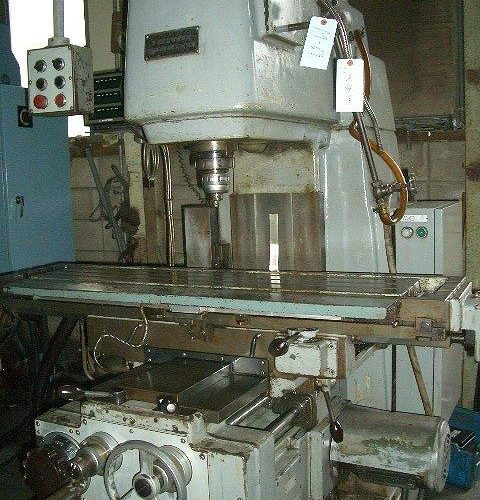 Toyo Industry vertical milling cutter 2V 1973