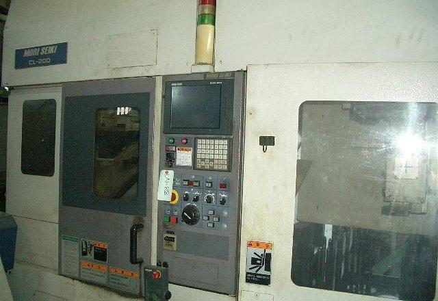 Mori Seiki CNC lathe CL-200A 1999