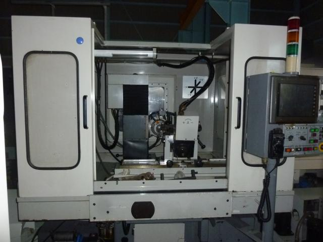 Diapet CNC Helical pinion grinding machine DP-730NCP 2001