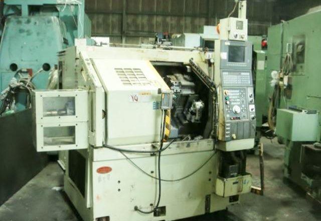 Okuma CNC Lathe LCS-15 1998