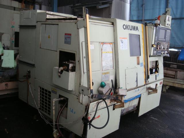 Okuma CNC Lathe LB300-M 1999
