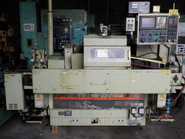 Shigiya Seiki Cylindrical Grinding Machine GP-30B*40ND 1997