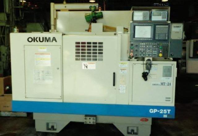 Okuma Cylindrical Grinding Machine GP-25T 2000