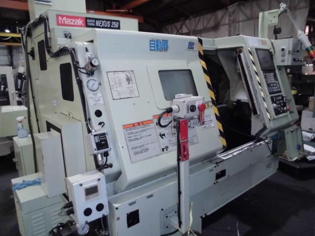 Mazak CNC Lathe QNT-250 2004