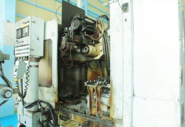 Mitsubishijuko CNC Hobbing Machine GB63CNC 1990