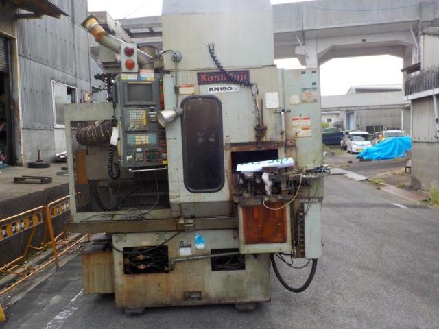 Kashifuji CNC Hobbing Machine KN-150 1995