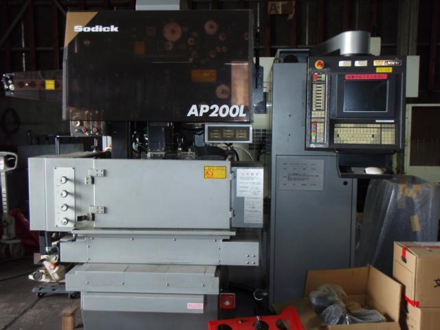 Sodick Wire-cut machine AP-200 2001