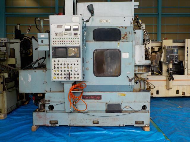 Kashifuji CNC Hobbing Machine KB-200