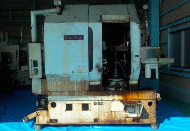 Kashifuji CNC Hobbing Machine KA220CNC 1993