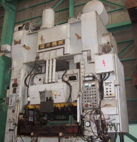 Fukui 200T gate type press MDC-200 1972