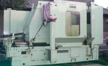 Mitsubishijuko CNC Hobbing Machine GB100CNC 1992
