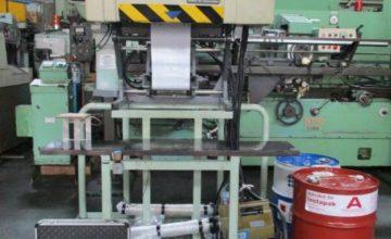 Shield air Form-in-bag packaging machine Speedy packer