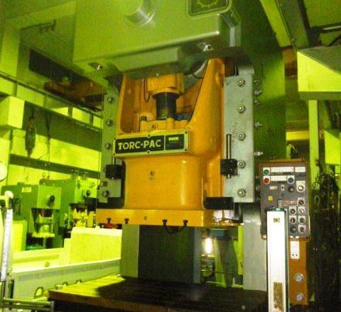 Amada 200T Electric C type press TP-200C 1989
