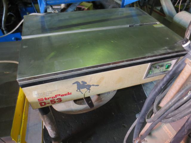 Strapack packing machine D-53