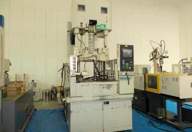 Niigata 100T injection molding machine MDVR 100 1999